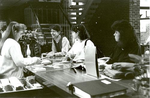 Front Desk 1990-91